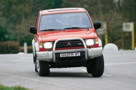 Mitsubishi Pajero II (1991-2000)