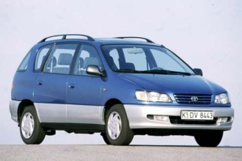 Toyota Picnic (1996-2002)