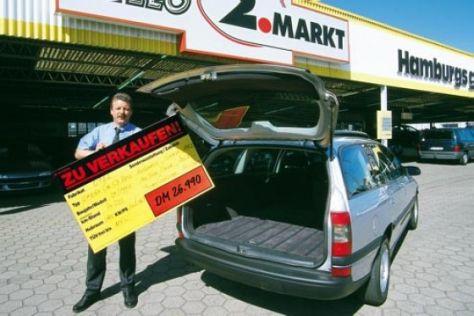 Opel Omega B Caravan (1994-2003)