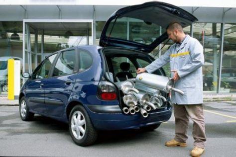 Renault Mégane Scénic (1996-1999)
