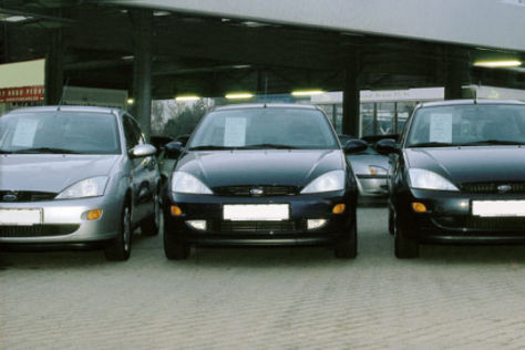 Ford Focus (98-04) - Opel Astra (98-04)