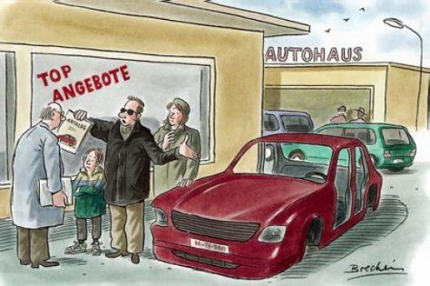 Wie ehrlich muss Autowerbung sein?