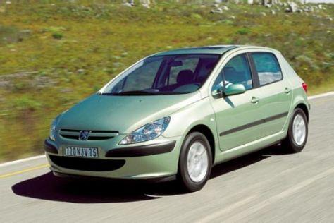 Vorstellung Peugeot 307