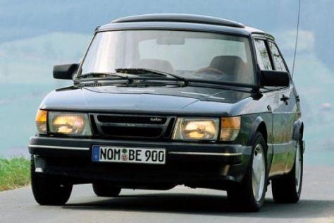 Saab 900 Turbo (1978-1993)