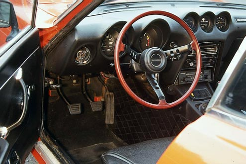 datsun 240 z 1969 1974. Black Bedroom Furniture Sets. Home Design Ideas