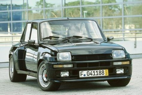 Renault 5 Turbo (1980-1986)