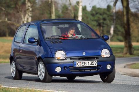 Renault Twingo 1.2 16V Quickshift