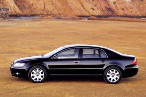 VW Phaeton trifft 7er und S-Klasse