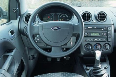 Ford Fiesta 1.4i Trend