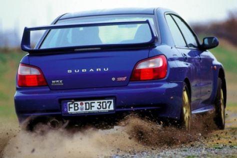 Subaru Impreza 2.0 WRX STI Prodrive Style