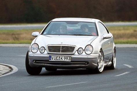 Kleemann Mercedes CLK 55 K