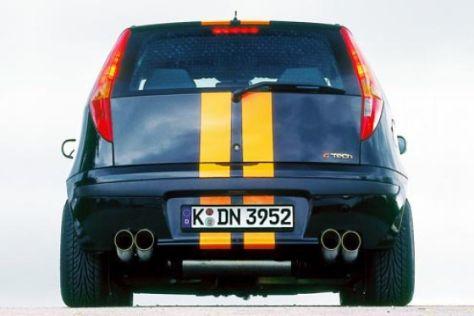 G-Tech Fiat Punto 1.9 JTD