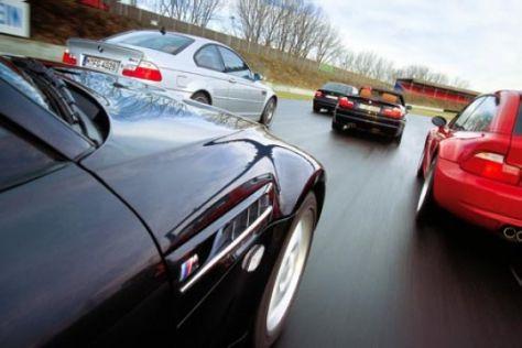 Alle BMW M-Modelle im Vergleich