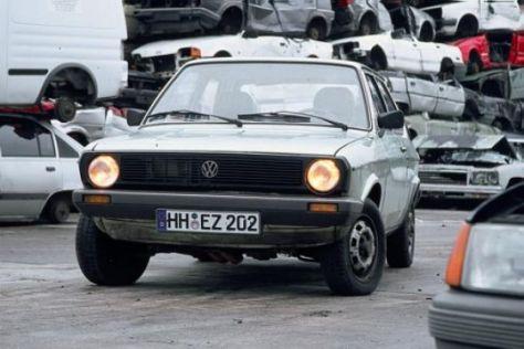 VW Polo I (1975-1981)