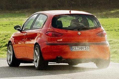 Alfa Romeo 147 JTD von Hörmann