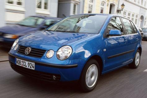 Die meistverkauften Neuwagen im Februar 2002
