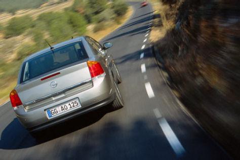 Opel Vectra Elegance 2.2