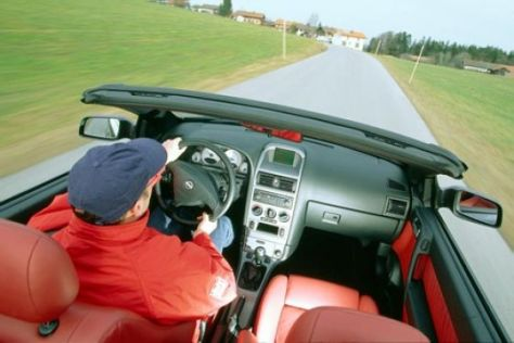 Fahrbericht Opel Astra Cabrio 1.8 16V