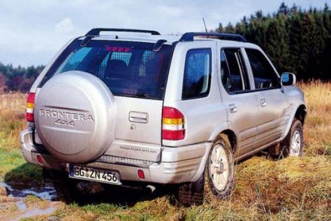Opel Frontera 2.2 DTI 16V