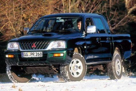 Mitsubishi L200 2.5 TD GLX
