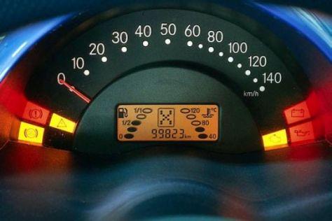 100.000 Kilometer im Smart