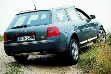 Audi allroad 2.7 T