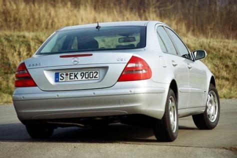 Mercedes E 220 CDI Classic