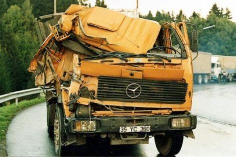 Gefährliche Trucks
