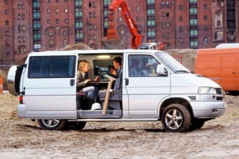 VW Multivan 2.5 TDI syncro Panamericana
