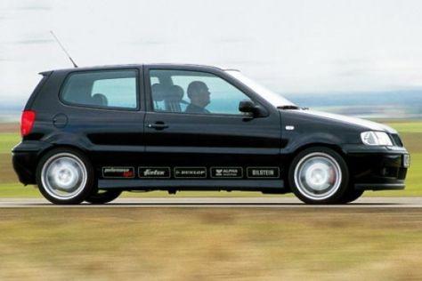 VW Polo GTI von Sorg