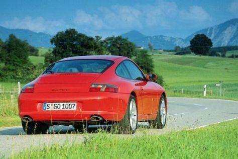 Porsche auf Erfolgsfahrt