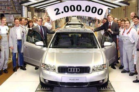 Audi-Jubiläum