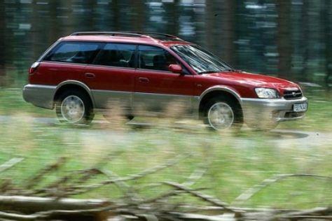 Subaru Langzeit-Mobilitätsgarantie