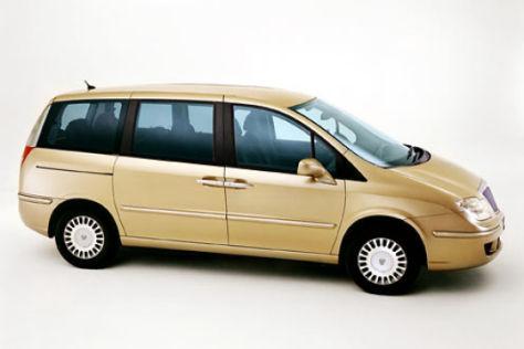 Neuer Lancia-Van