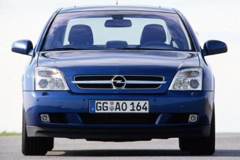 Opel Vectra 2.2 DTI Elegance