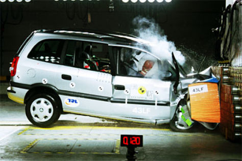 Weniger Crash-Tests?