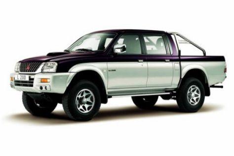 Mitsubishi L200 American Sport