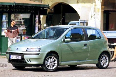 Fiat Punto: von Active bis Abarth