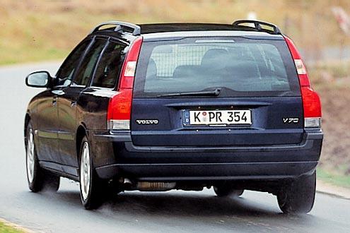 Der Volvo V70 D5