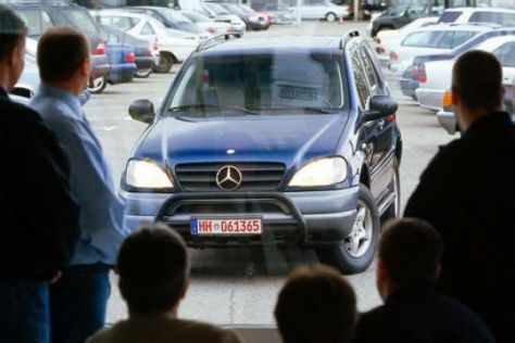 Mercedes M-Klasse (ab 1997)
