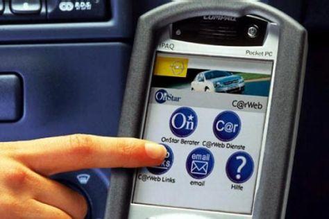 Opel bietet Internetzugang fürs Auto