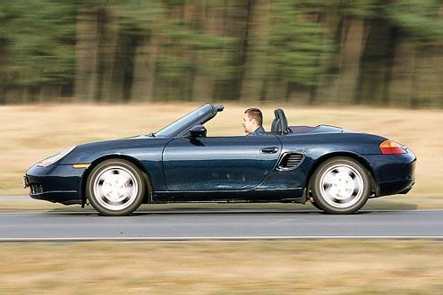 Seit 1996 beginnt die Porsche-Preisliste mit dem Boxster - ein Einsteigermodell auf hohem Niveau.