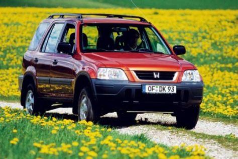 Honda CR-V (1996-2002)