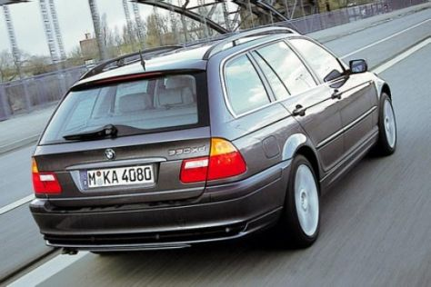 BMW 330xd touring