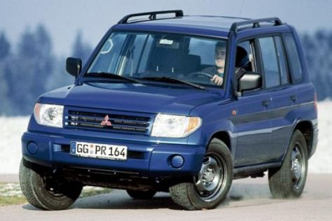 Mitsubishi Pajero Pinin 1.8