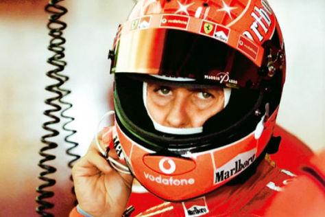 Umzug des Ferrari-Stars