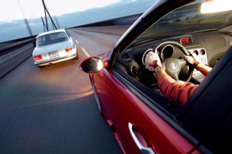 Alfa Romeo GTA 1968 und heute