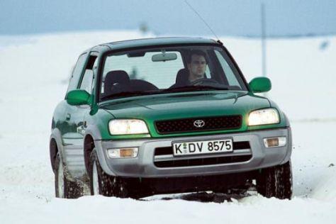 Gebrauchtwagen Test Toyota Rav4 Autobild De