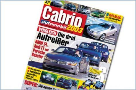 Alle Cabrios in einem Heft