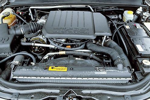 Jeep Grand Cherokee 2.7 CRD Startech